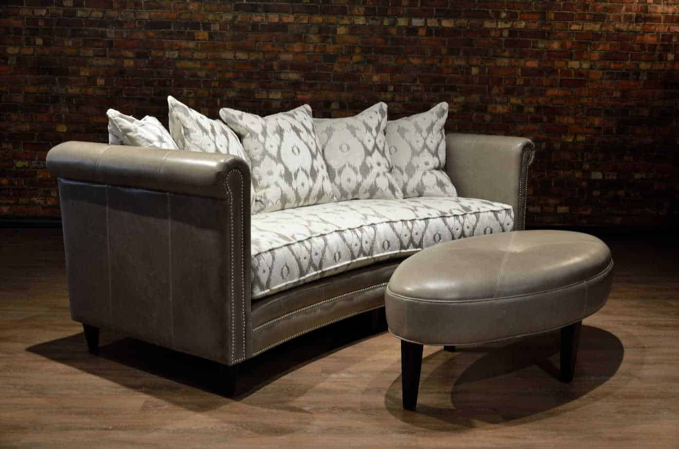 Guinevere Leather Sofa   Canada's Boss Leather Sofas and ...