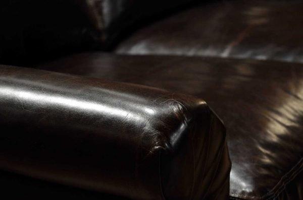 leather sofa duke edward