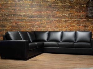 Leather Sectional Mathew Style