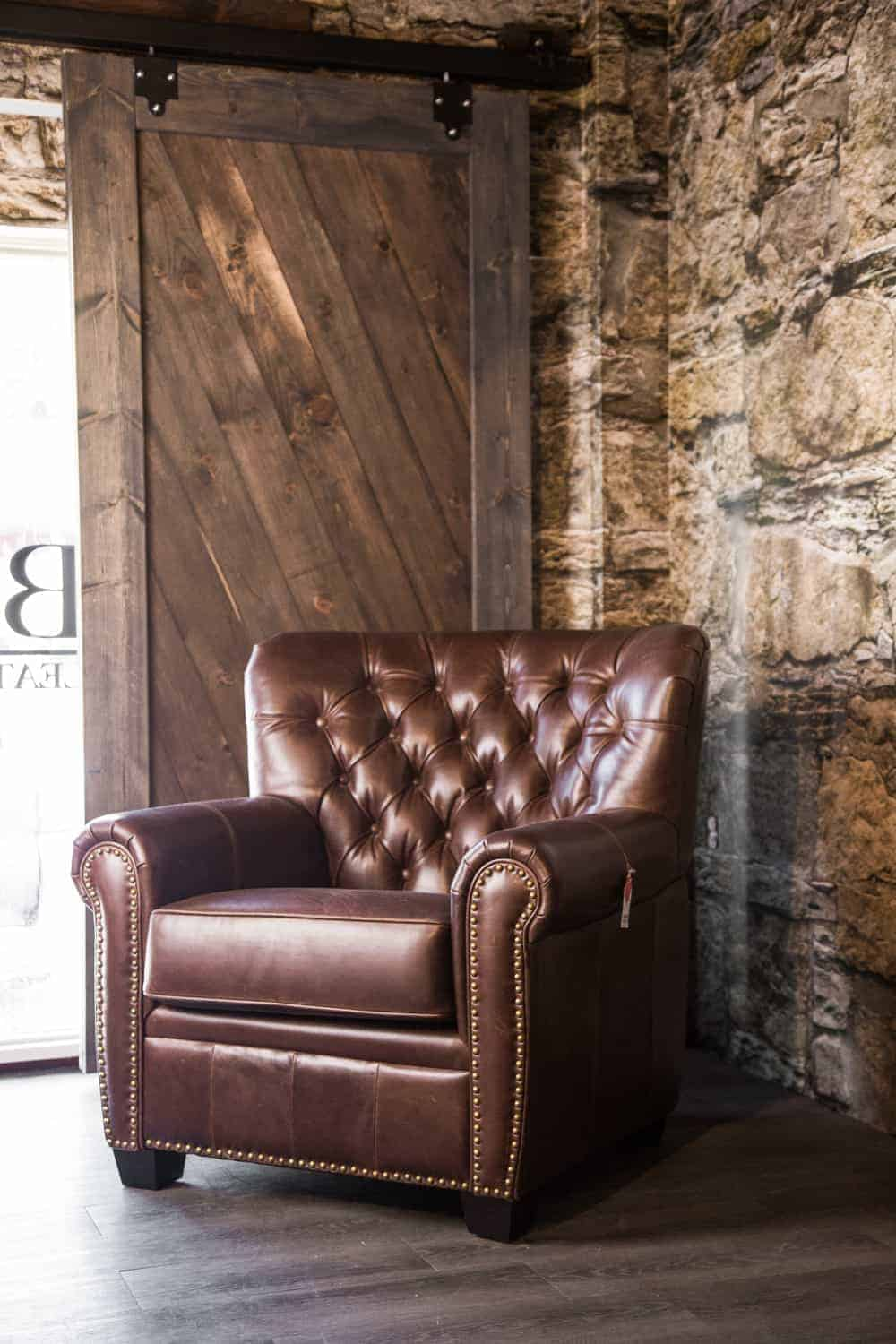 The Winston Churchill Leather Chair Collection Canada S