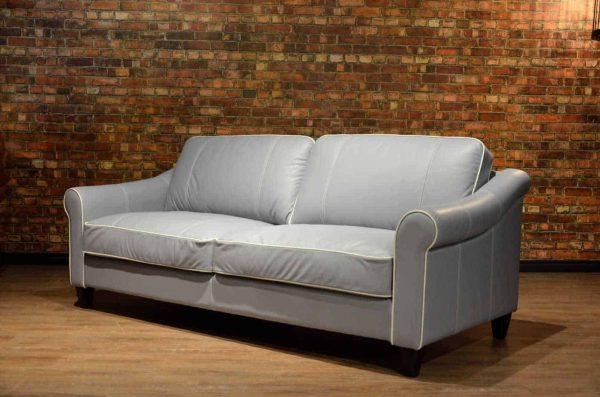 Hampton leather sofas