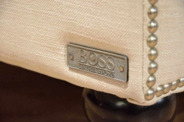 boss leather stamp