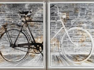 bike photo negative positive