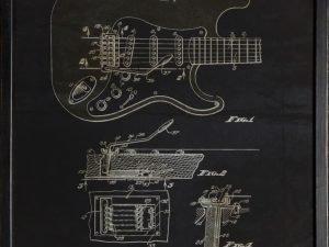 FENDER PATENT 1954