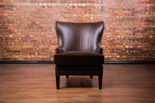 Trupodor Wing Leather Chair