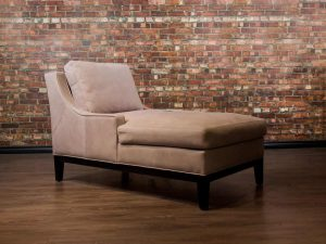 Leather Chair Chaise