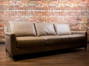 Tiffany Collection Leather Sofa