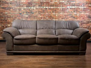 Caledon Leather Sofa