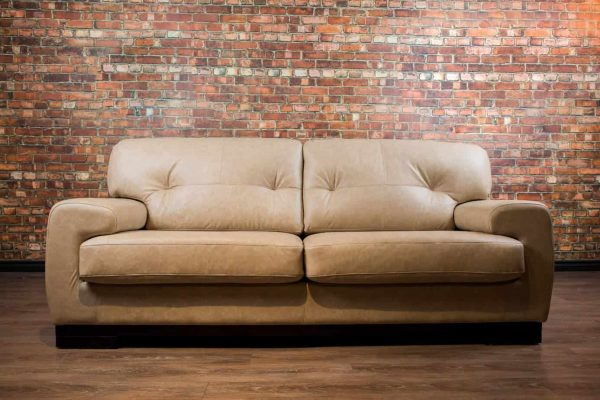 Nova leather sofa, loveseat