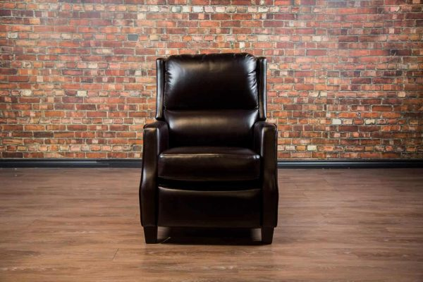 leather recliner county club