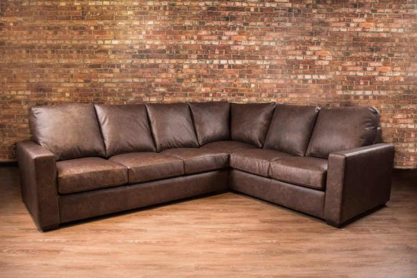 Collingwood Sectional petite Ultra Platinum