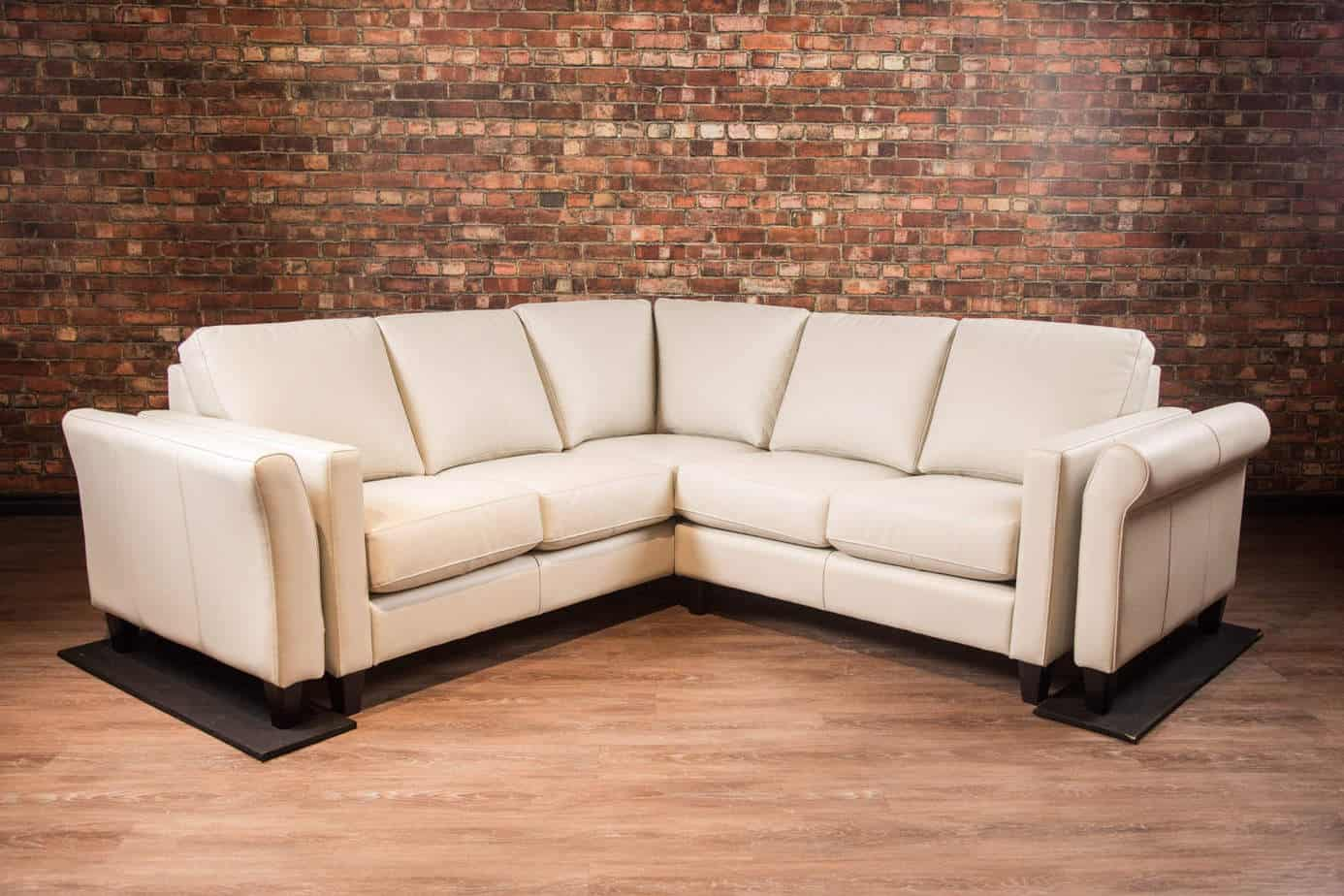 The Classic Leather Sectional Condo Edition Canada S