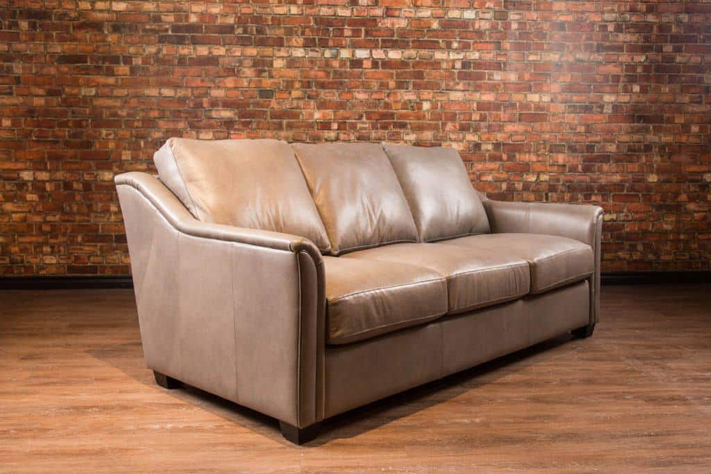 The San Antonio Leather Sofa Canada S Boss Leather Sofas