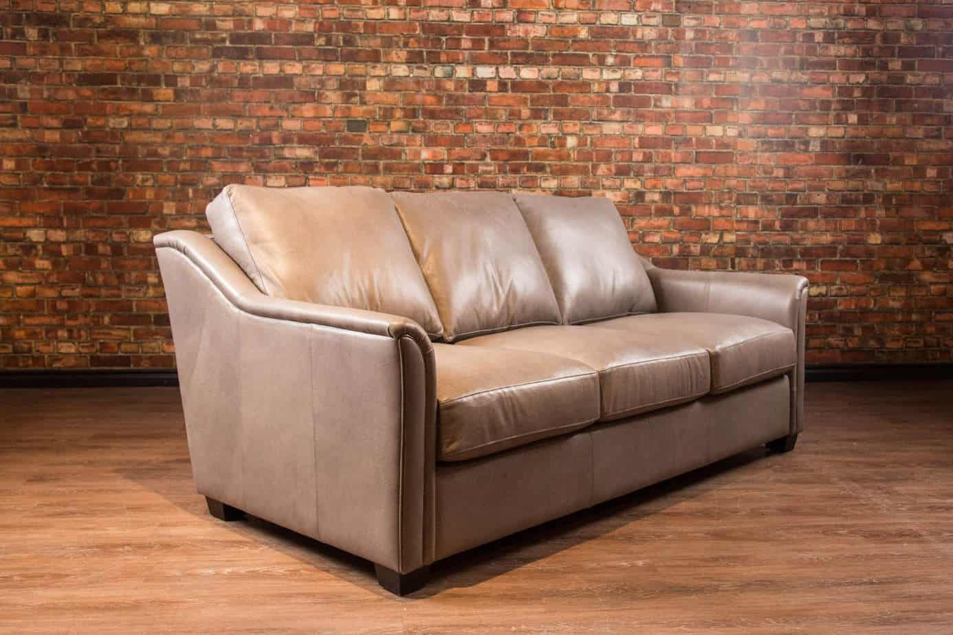 The San Antonio Leather Sofa | Canada\'s Boss Leather Sofas and Furniture