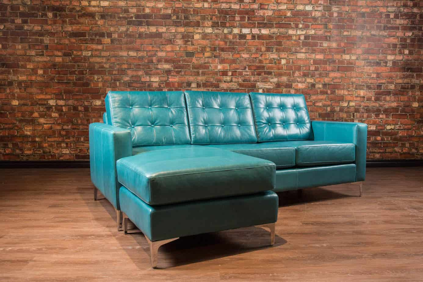The Manhattan Condo Leather Sofa Canada S Boss Leather