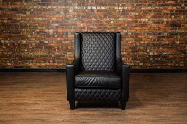 Canada's Boss Leather Chair