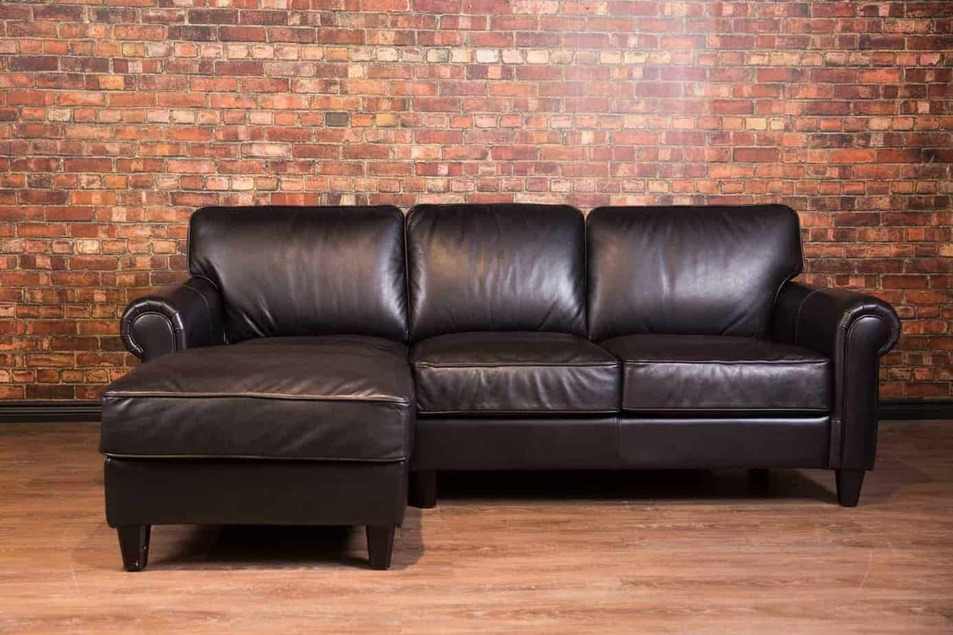 The Bay Street Leather Sofa Canada S Boss Leather Sofas