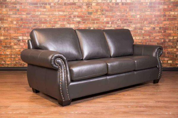 luisana leather sofa