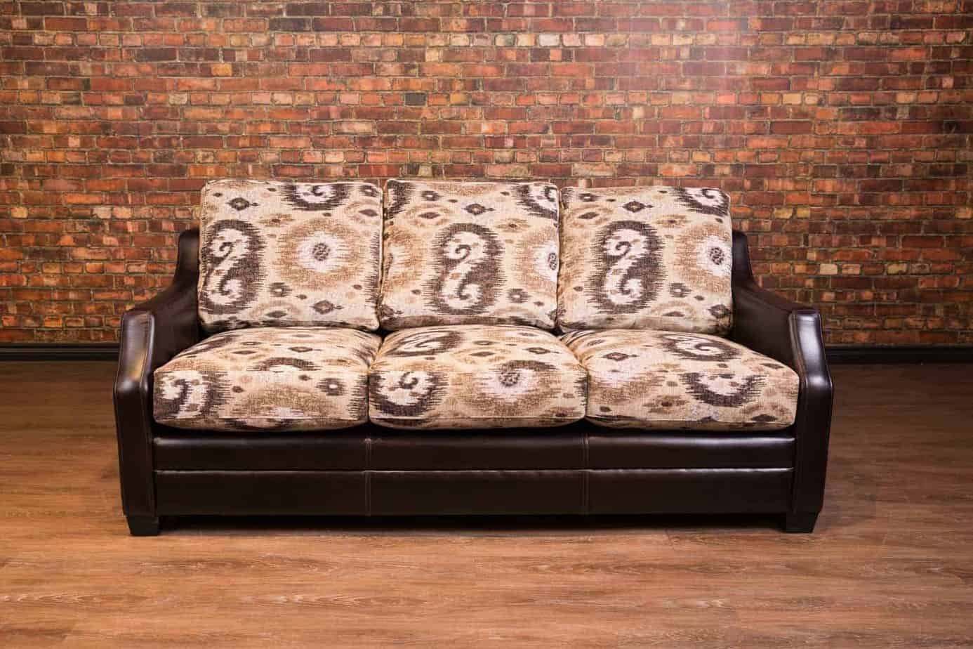 El Paso Leather Fabric Sofa Canadas Boss Leather Sofas And Furniture