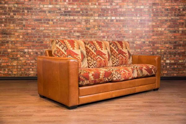 torino leather sofa