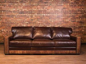 sir chart well leather sofa