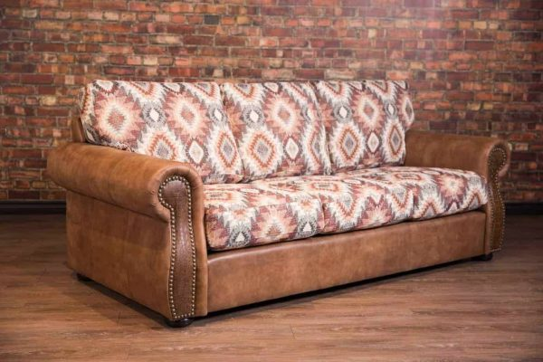 hoss leather and fab sofas
