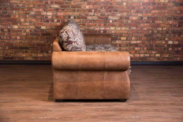 hoss side photo leather sofa