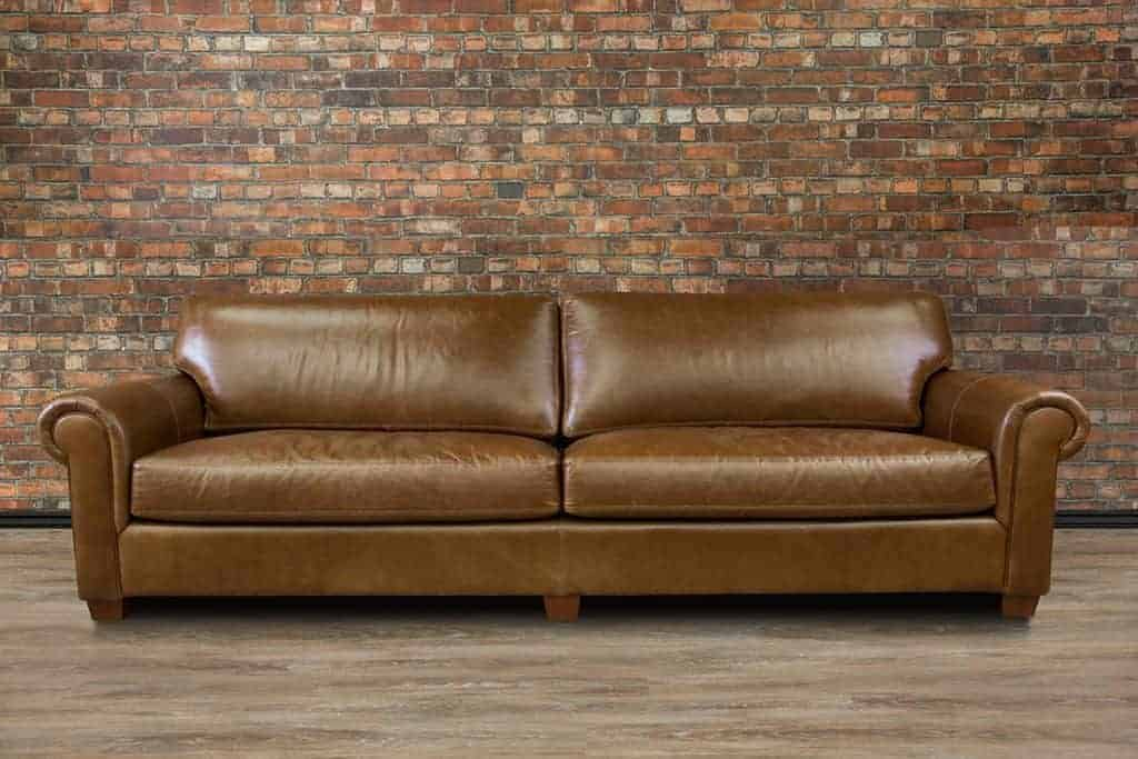 Lancaster Collection Extra Large Deep Seat Sofa Canada S