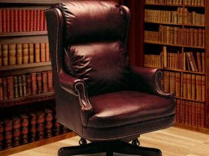 BossLeather_Library Chair_1