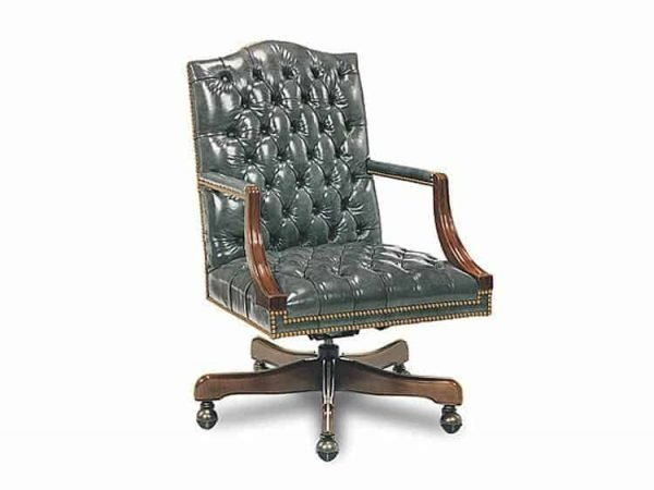 Confederation executive office chair