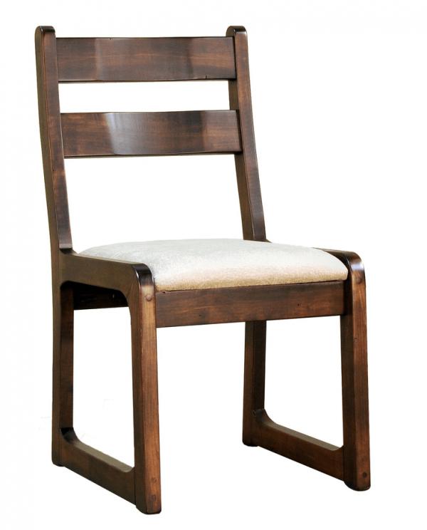 art deco fabric seat