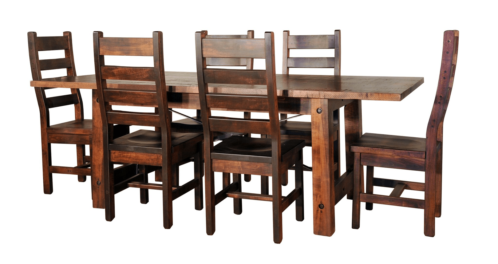 Solid Wood London Bridge Collection