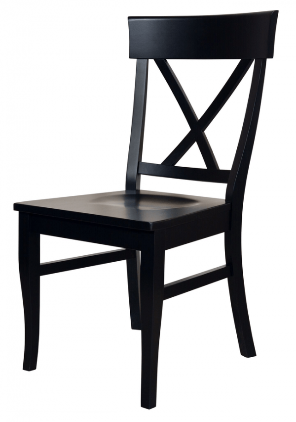 cross roads dining chair