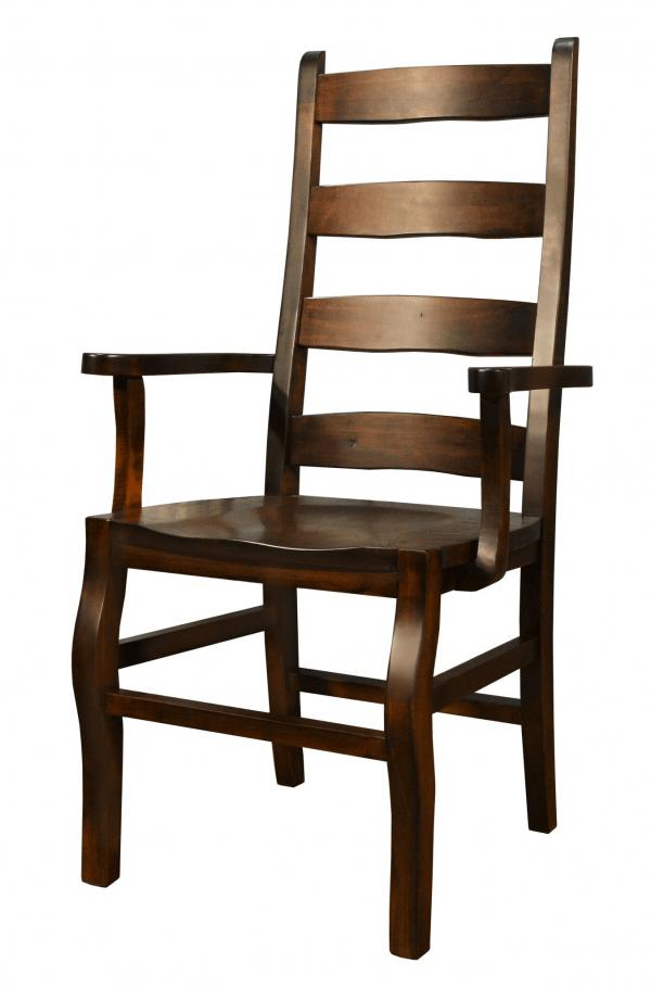 pioneer arm chair