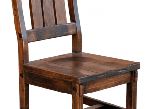 Frontiersmen dining chair