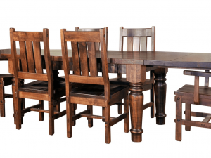 Solid Wood Utah Dining Collection