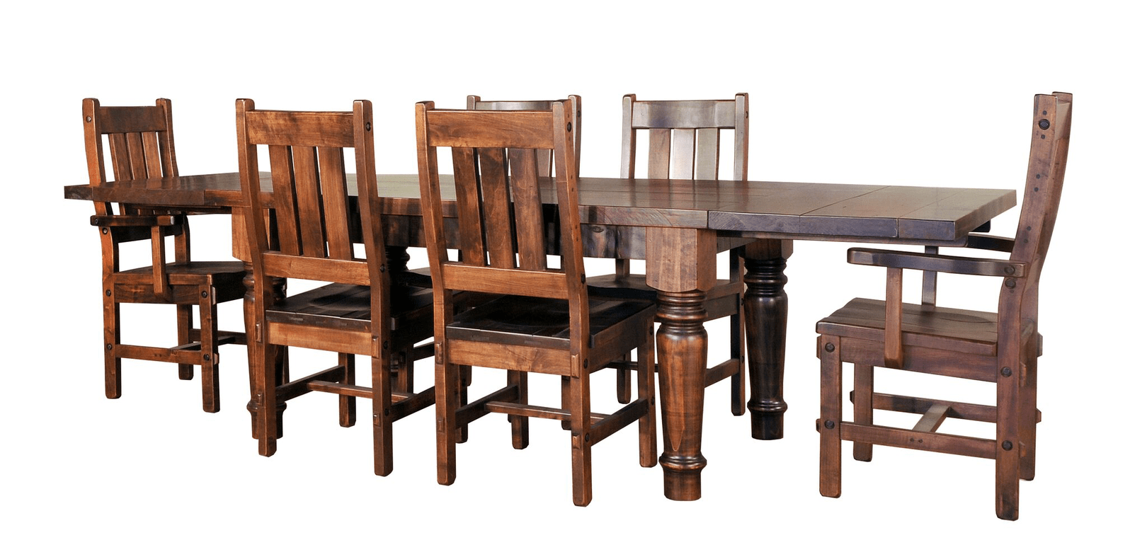 Utah Oak Dining Chairs ~ Utah collection dinning canada s boss leather