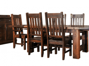 Frontier Collection Solid Wood