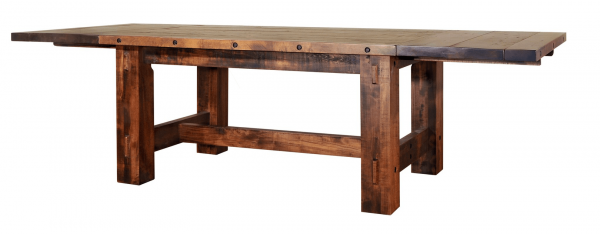 Frontier Collection Table With Leaves