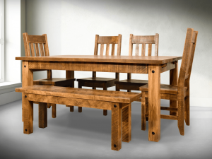 Solid Wood Algonquin Dining