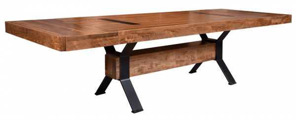 Loft table with Leaves