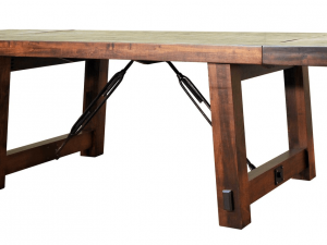 Archers Table Collection solid wood table