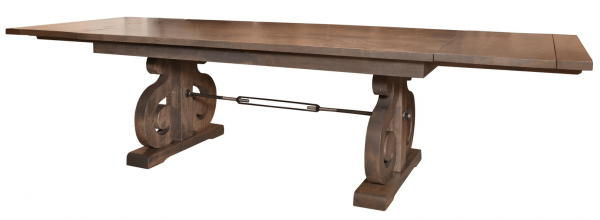Artistocrat solid wood dining table