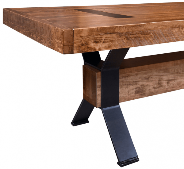 Solid Wood Loft Collection Dinning Table
