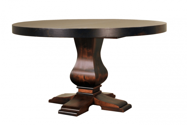 Bahama wind solid wood table