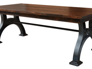 Blacksmith Dining table