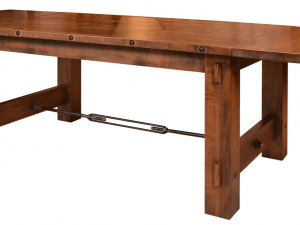 Trussed Dining Table