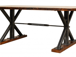 Bovarian dining table