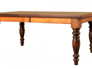 Vineyard solid wood table