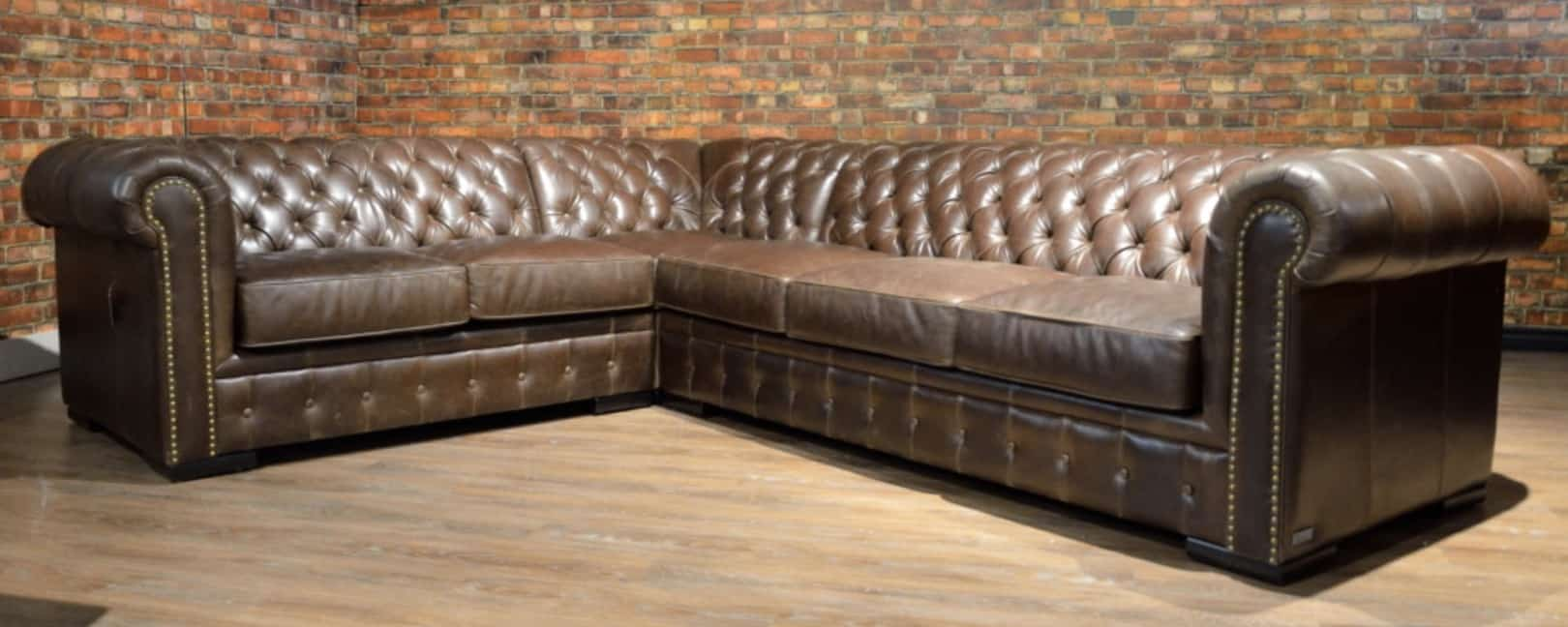 Picture of: The Camelot Leather Sectional Rhf Canada S Boss Leather Sofas And Furniture